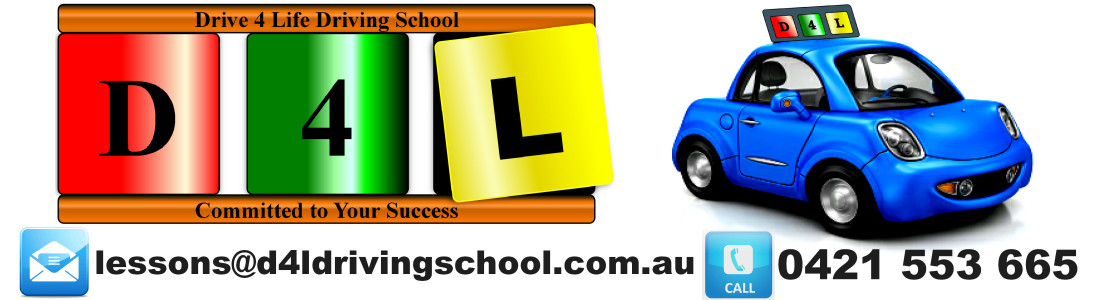 Drive 4 Life Driving School Melbourne
